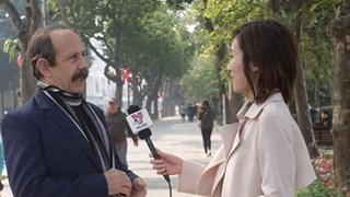 Amigos internacionales esperan éxito del XIII Congreso Nacional del Partido Comunista de Vietnam