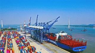 Registran récord volumen de carga a través de puertos marítimos de Vietnam