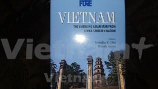 Publican en India el libro sobre avance económico de Vietnam