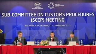 Miembros de APEC intercambian experiencias en reforma de procedimientos aduaneros