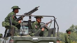 Myanmar: Grupos armados no signatarios del NCA abandonan conferencia de paz sin llegar a acuerdo