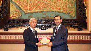 Propone Ciudad Ho Chi Minh aumentar nexos económicos con EAU