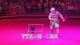 Celebrarán en Ciudad Ho Chi Minh Gala Internacional de Circo 2020