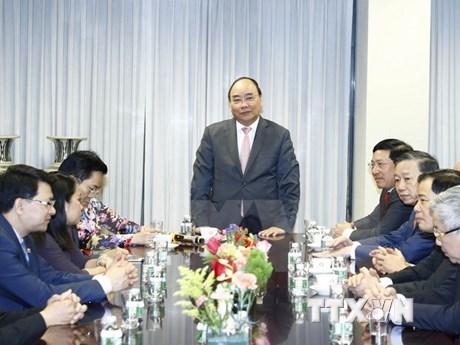 Exige premier a misión diplomática ante ONU contribuir a enriquecer lazos Vietnam- EE.UU.