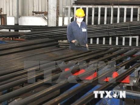 En alza exportación de productos siderúrgicos de Vietnam a mercado sudesteasiático