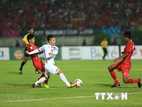 Vietnam y Myanmar empaten sin goles en campeonato sudesteasiático de fútbol