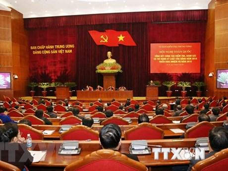 Exhorta dirigente legislativa de Vietnam a impulsar supervisión de cargos de liderazgo