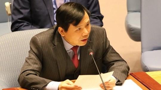 Vietnam comparte experiencia en las operaciones de mantenimiento de paz de ONU