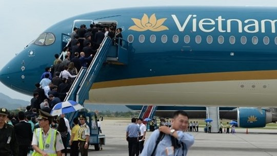 Abre Vietnam Airlines ruta a Shanghái