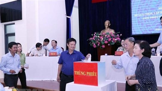 Ciudad Ho Chi Minh y Hanoi eligen a representantes para próximas elecciones