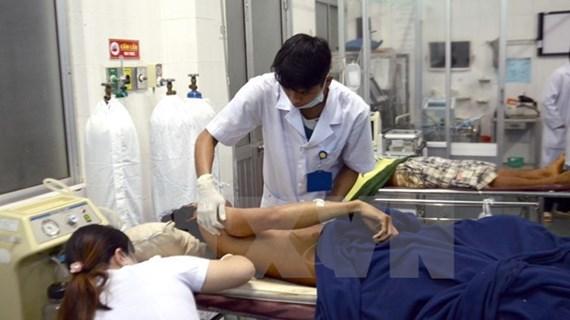 Víctimas de tiroteo se encuentran en estable estado de salud