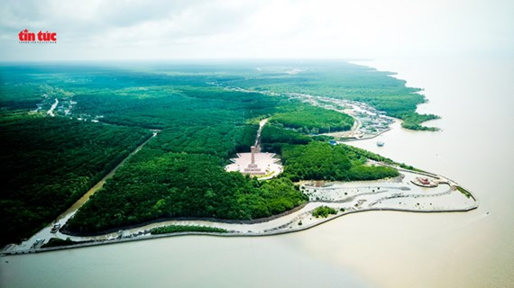 Desarrollo de turismo sostenible en el extremo sur de Vietnam