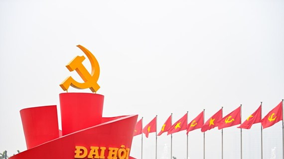 XIII Congreso partidista plantea métodos para conducir a Vietnam a prosperidad