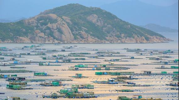 """Binh Ba - """"Isla de la langosta"""" en la bahía de Cam Ranh"""