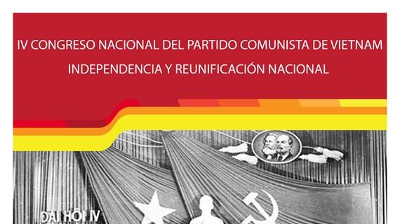 El IV Congreso Nacional del Partido Comunista de Vietnam