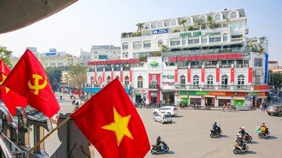 Hanoi se viste de gala para dar la bienvenida al XIII Congreso Nacional del Partido