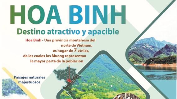 Hoa Binh - Destino atractivo y apacible