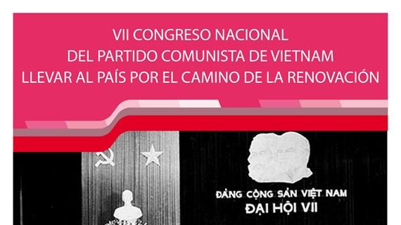 VII Congreso Nacional del Partido Comunista de Vietnam