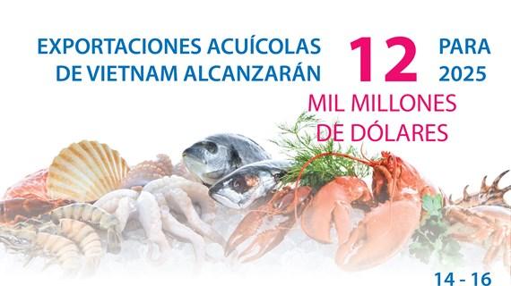 Vietnam por alcanzar 12 mil millones de dólares por exportaciones acuícolas