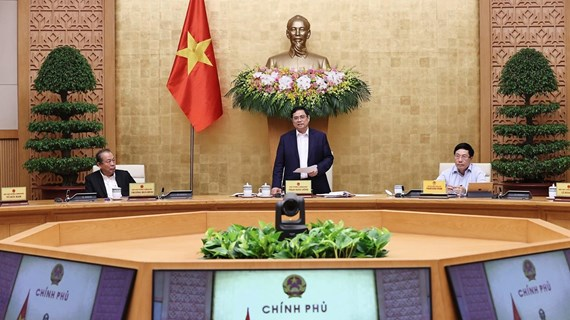 Gobierno de Vietnam debate orientaciones para desarrollo nacional