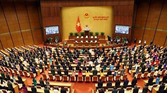 Inauguran segundo período de sesiones del Parlamento de Vietnam