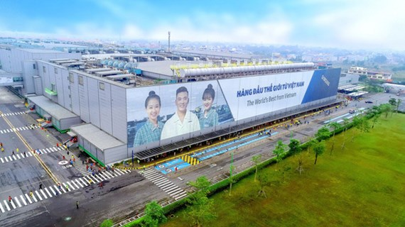 Vietnam, base estratégica en actividades de investigación y desarrollo de Samsung
