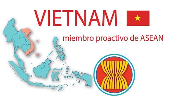 [Info] Vietnam, miembro proactivo de ASEAN
