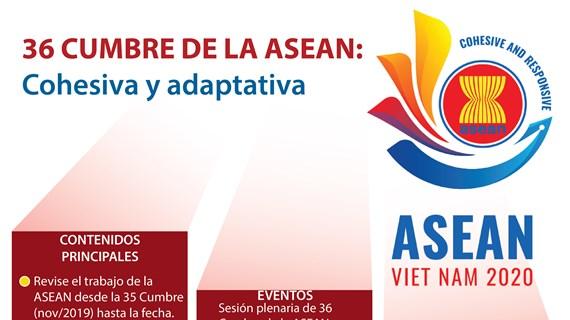 [Info] 36 Cumbre de la ASEAN 2020: Cohesiva y adaptativa