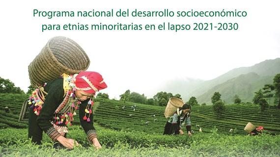 [Info] Programa nacional para desarrollo en etnias minoritarias