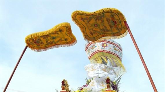 Festival del templo Lanh Giang