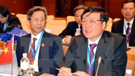 Vietnam contribuye activamente a reunión de jefes de Justicia de ASEAN