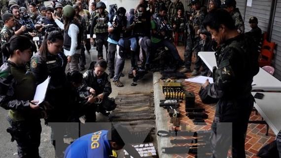 Divulgan declaración conjunta por reforzar lucha contra el terrorismo