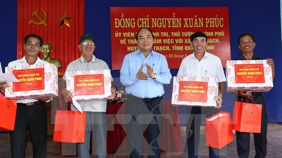 Resaltan esfuerzos de localidad vietnamita por mitigar secuelas de incidente ambiental