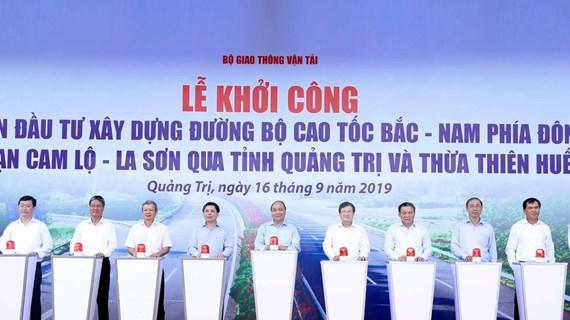 Aceleran construcción de autopista norte-sur de Vietnam