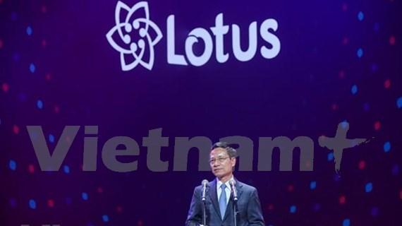 Debuta la nueva de red social vietnamita Lotus