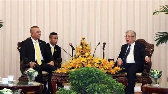 Vietnam y Tailandia efectúan diálogo sobre políticas de defensa