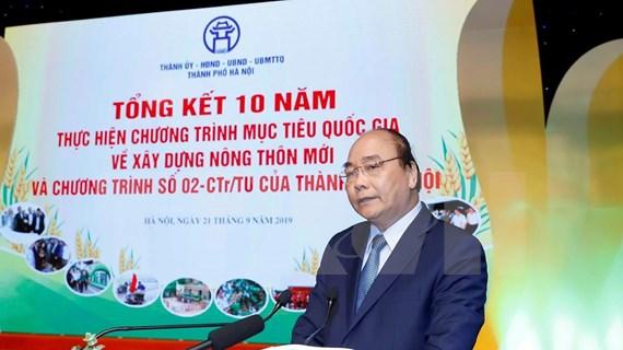 Piden a Hanoi impulsar aplicación tecnológica en modernización rural