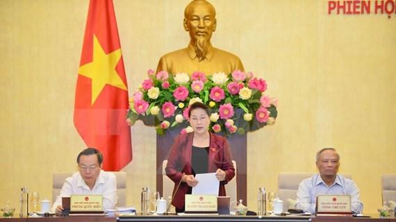 Inauguran la reunión 38 del Comité Permanente del Parlamento vietnamita