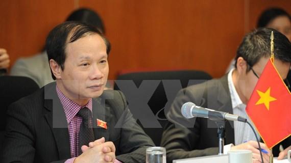 Intercambian Vietnam y México experiencias legislativas en asuntos culturales y educativos