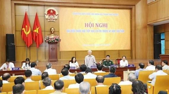 Destaca máximo dirigente de Vietnam importancia de la participación del pueblo en la lucha anticorrupción