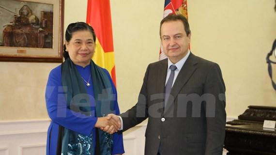 Concluye Vietnam su activa participación en la Asamblea 141 de la UIP