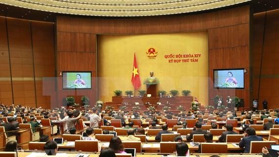 Inauguran octavo período de sesiones de Asamblea Nacional de Vietnam