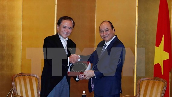 Primer ministro de Vietnam aboga por intensificar lazos con prefectura japonesa