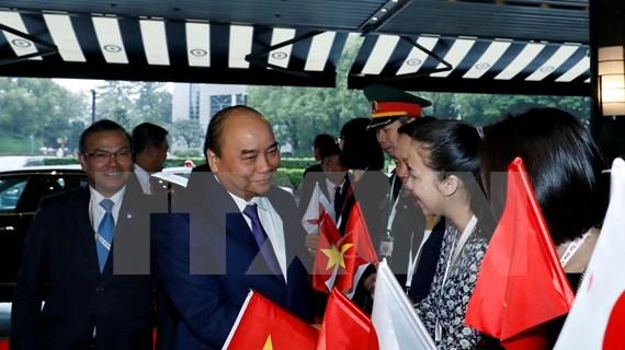 Arriba primer ministro vietnamita a Japón para coronación imperial