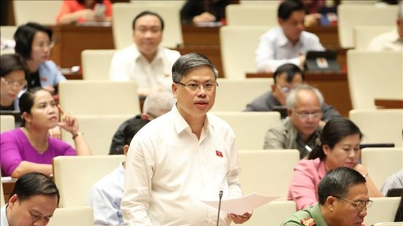 Parlamento de Vietnam examina borrador de enmiendas a la ley sobre funcionarios públicos