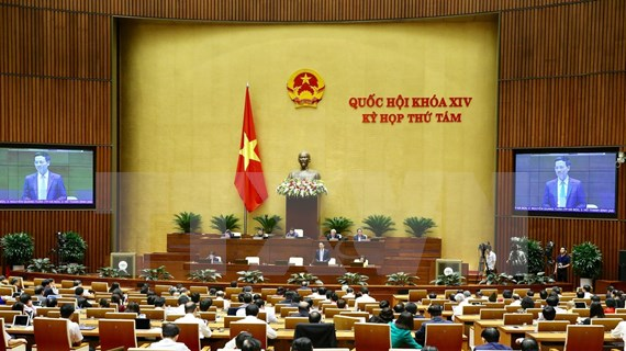 Parlamento de Vietnam considerará aprobación de resolución sobre desarrollo socioeconómico 2020