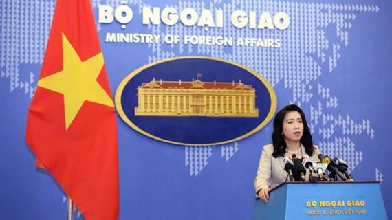 Rechaza Vietnam declaración china de soberanía sobre Truong Sa
