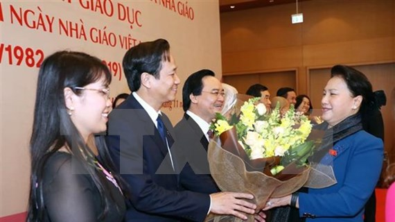 Destacan aportes de los maestros al desarrollo educativo de Vietnam