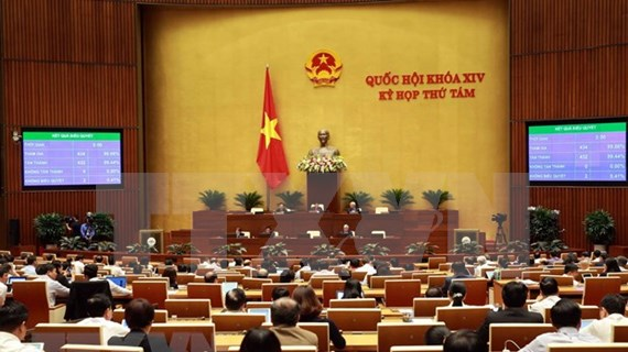 Aprueba Parlamento vietnamita Código de Trabajo (enmendado)