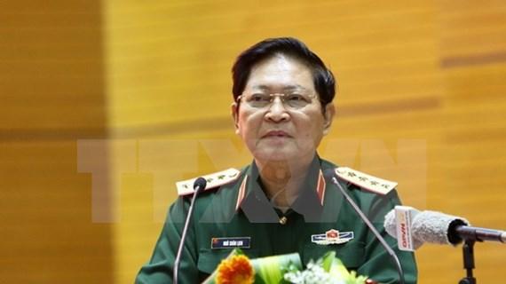 Impulsan Vietnam y Rusia cooperación técnica militar
